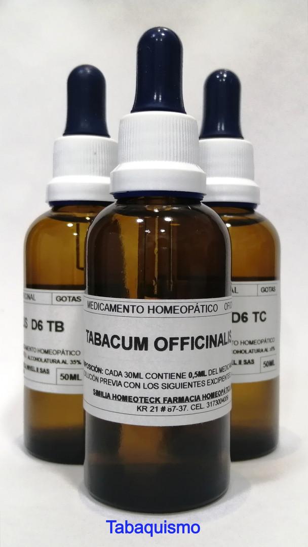 Tratamiento Tabacum Officinalis