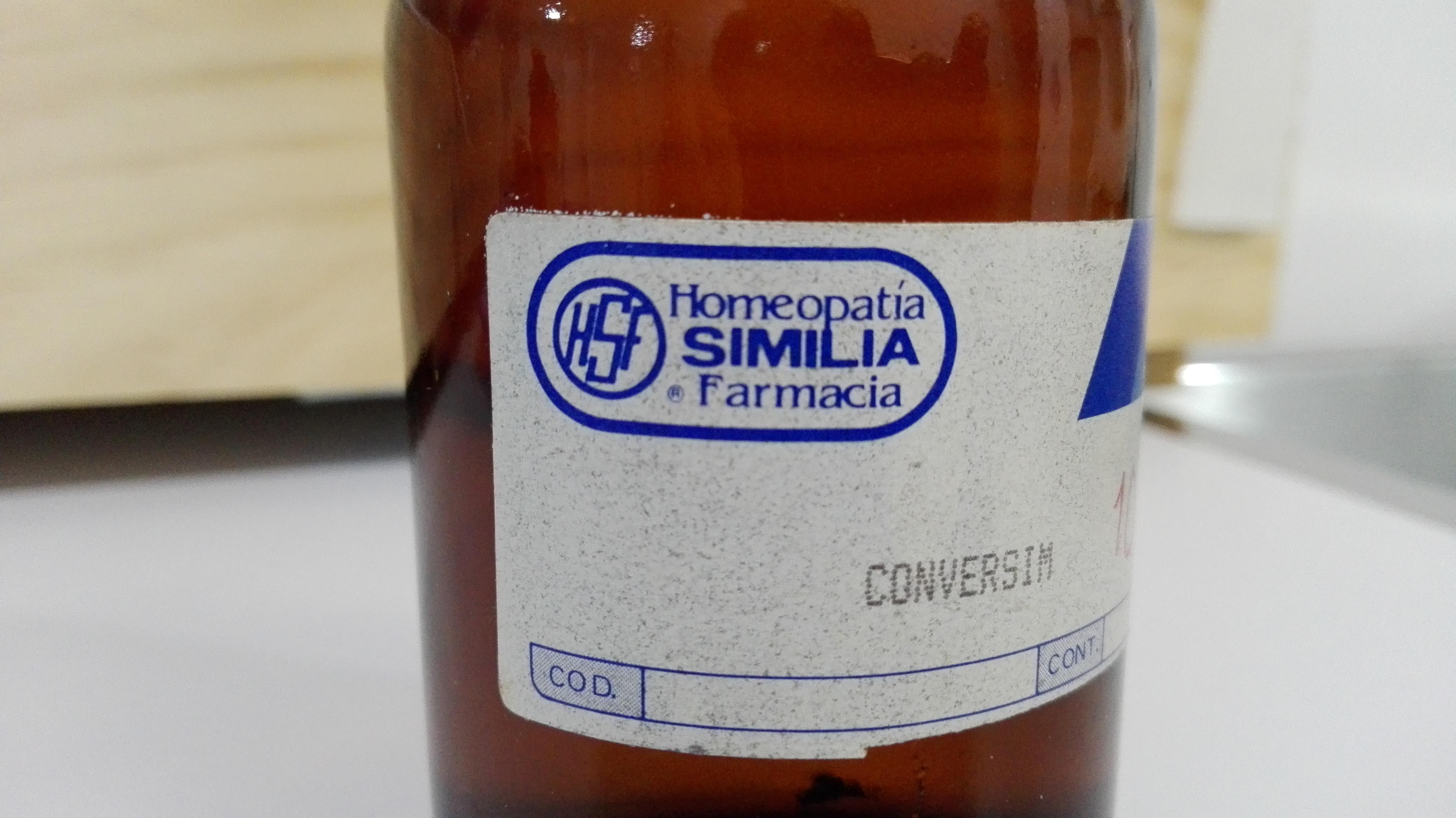 Homeopatia Similia Farmacia 1980