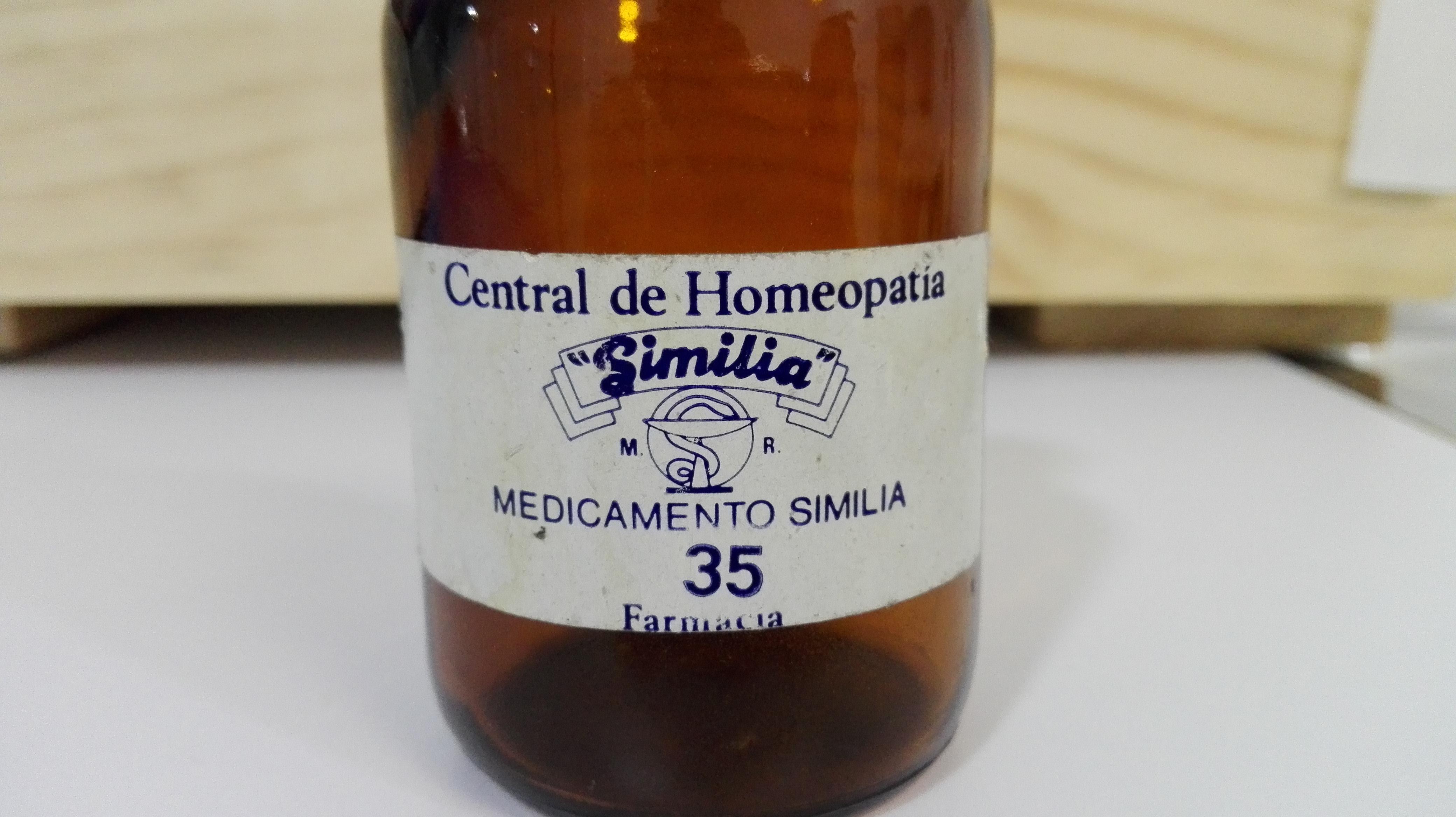 Central de Homeopatia Similia 1970