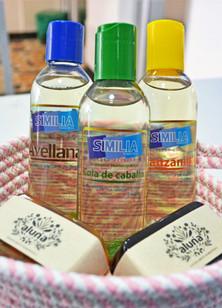 Promoción de Shampoo y Jabón Orgánico Aluna