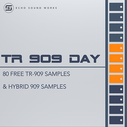 free tr909 drum samples