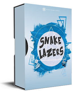 echo sound works snake lazers, DJ snake inspired presets for serum and massive