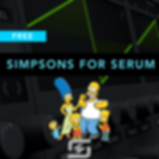Simpsons serum sounds