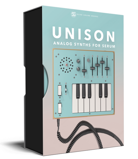Unison analog synths for serum free download