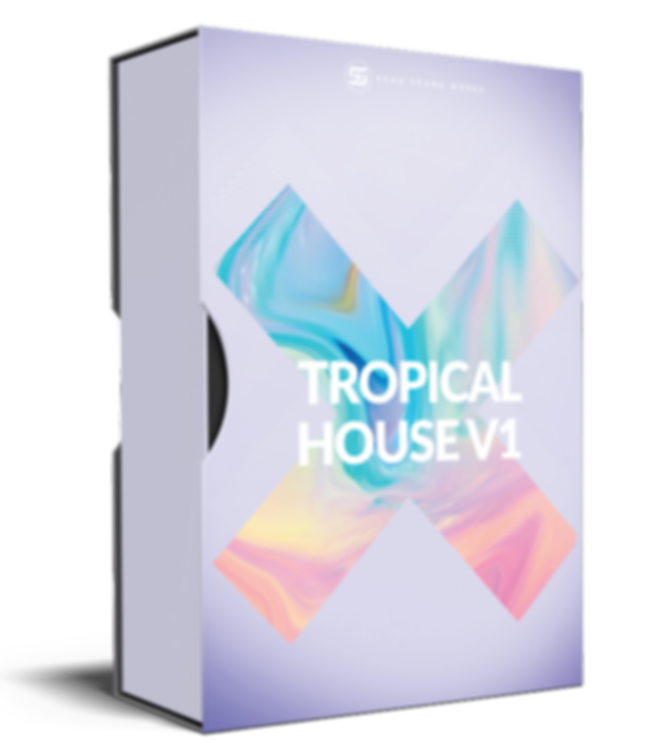 tropical house massive soundbank by echo sound woks