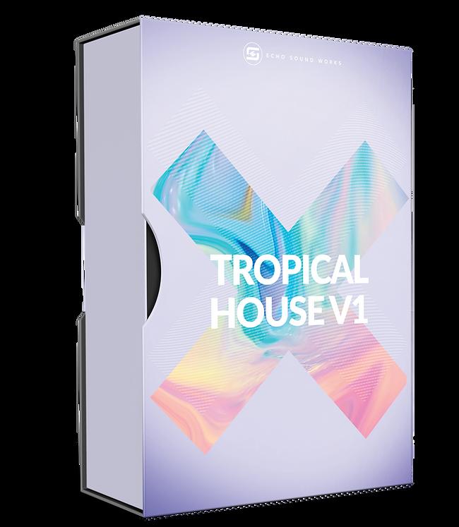 tropical house massive soundbank by echo sound woks
