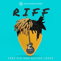 free hip hop guitar loops riff