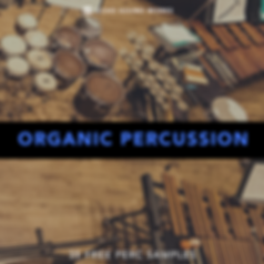 free organic percussion samples