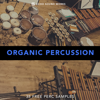 free organic percussion samples