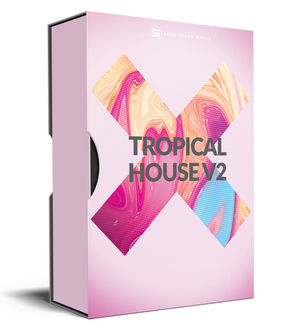 echo sound works tropical house v.2 - kygo massive presets