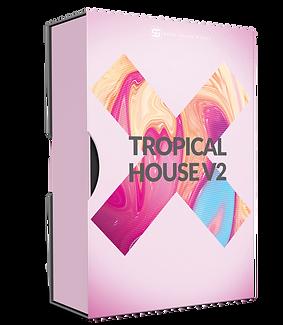 echo sound works tropical house v.2 - kygo massive presets