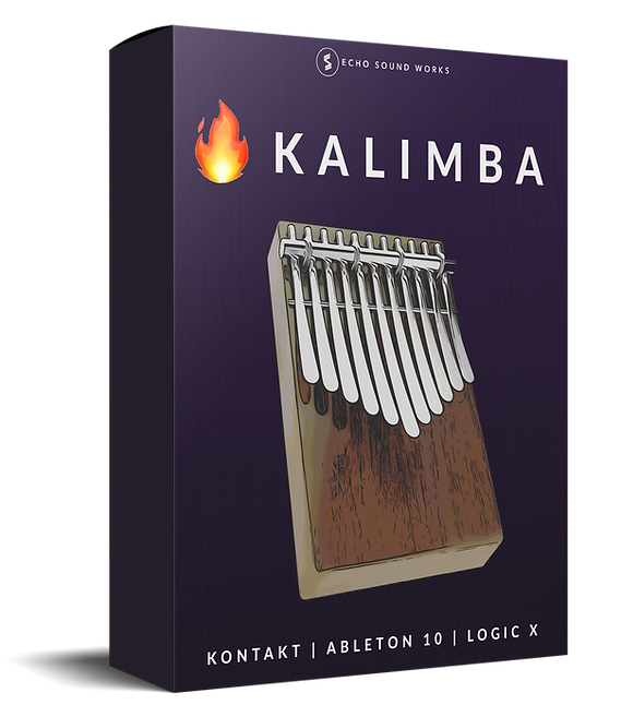 echo sound works free kalimba for Kontakt, Ableton, Logic X