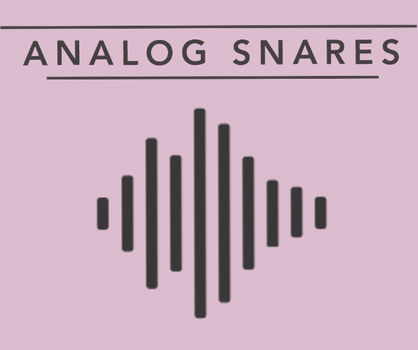 Analog snare samples