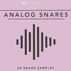 Download 40 analog snare samples free