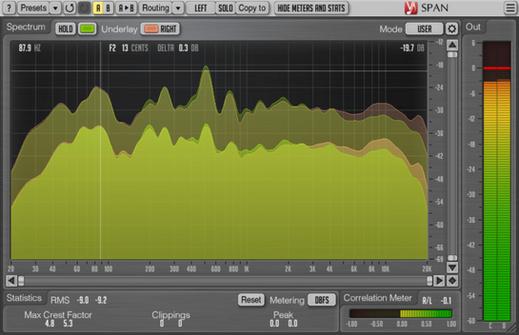 free audio analyzer plugin