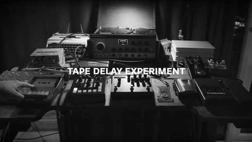 Tape Delay Experimental Piano Free Konta