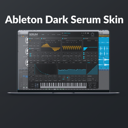 serum skin ableton