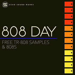 free TR808 sample library