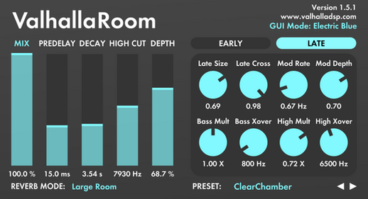 valhalla room reverb review