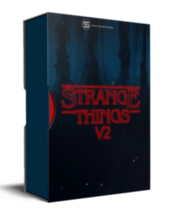 Echo Sound Works Stranger Things Serum P