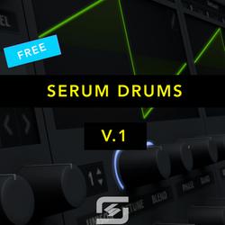 serum drum presets free