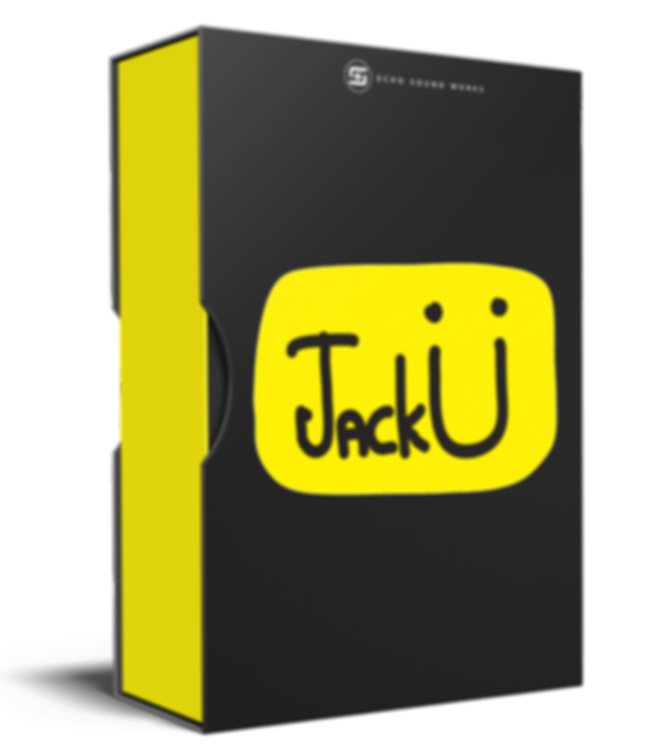 jack u serum presets and samples from echo sound works