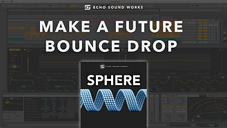 how to make a future bouce drop like Mesto, Mike Williams, Brooks