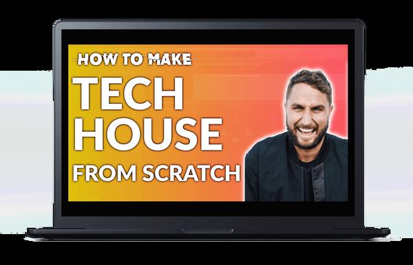 free tech house serum presets