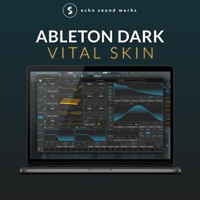 ESW Ableton Dark Vital Skin square cover