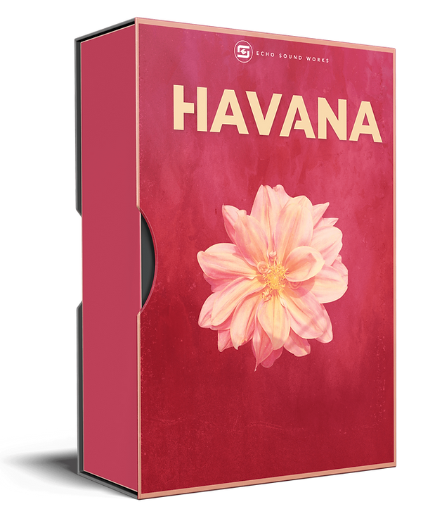 echo sound works havana serum preset