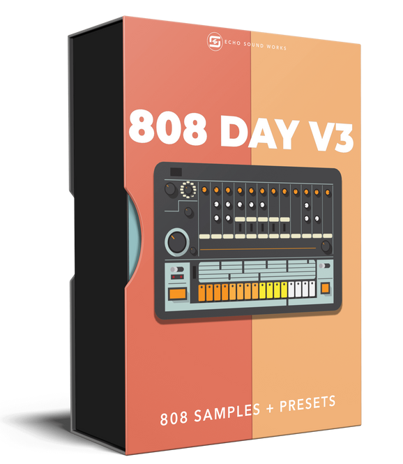 808 day free 808 samples and presets