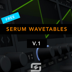 free serum wavetables future bass