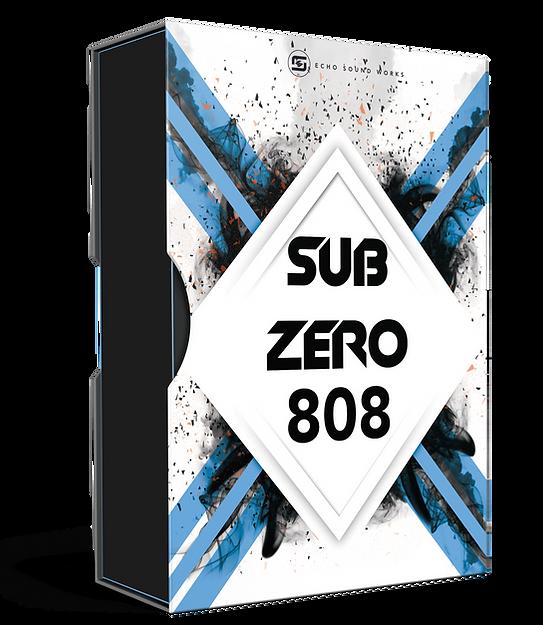 sub zero 808 kontakt library