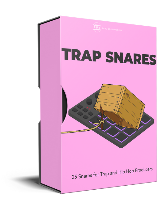 free trap snares ispired by drake, juice wrld, lil nas