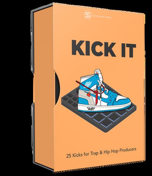 free trap and hip hop kick samples