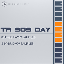 free TR909 samples