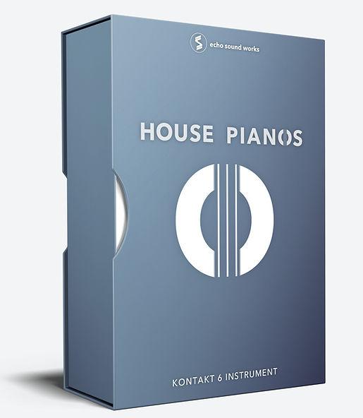 Echo Sound Works House Pianos Box