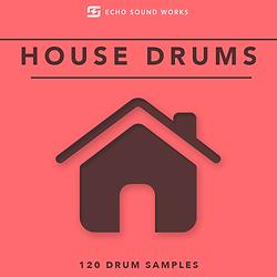 free house drums samples