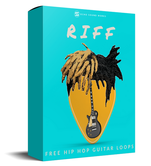 free hip hop guitar loops inspired by juice wrld, post malone, lil gunna