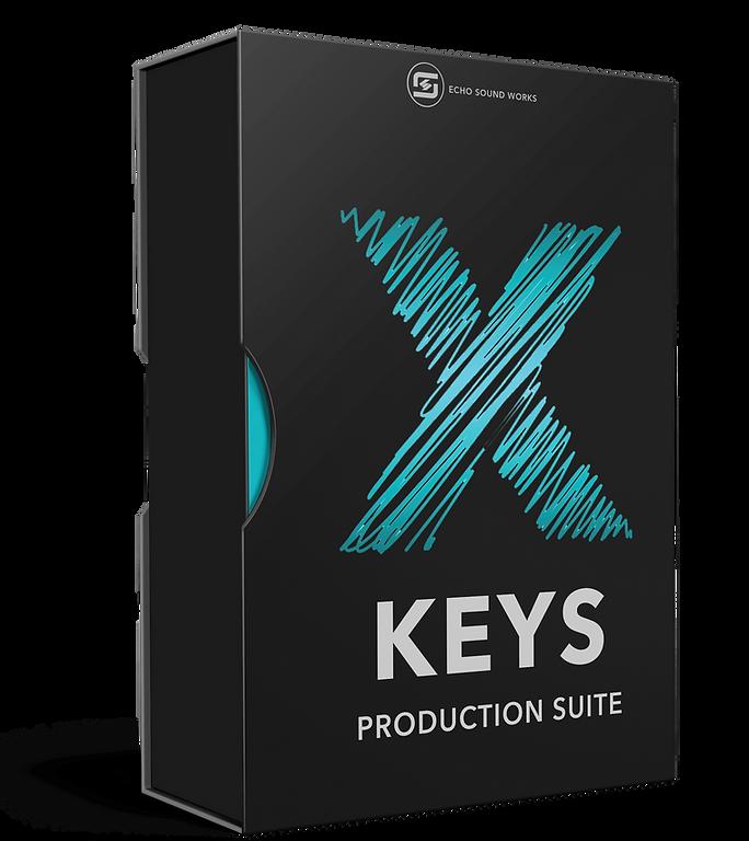 echo sound works x keys
