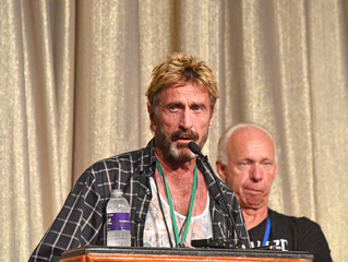 """John McAfee accidentally just revealed why Bitcoin is a total fraud: Behold the logic of """"artificial"""