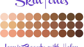 Understanding your Skin Tone for Foundation. How do I choose?