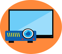 Projectors and TVs Icon.png