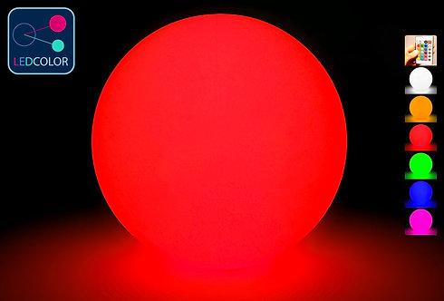 -BOULE LEDS 60CM /BATTERIE (BLED60)