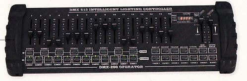 -CONTROLEUR DMX DMX16CH (DMX2)
