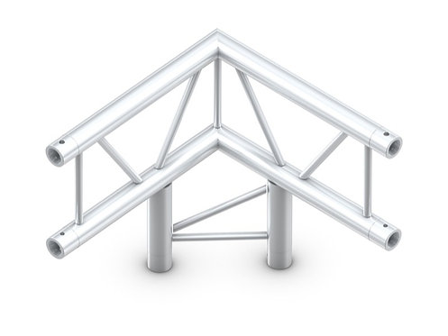 -STRUCTURE ALU ANGLE  3 DEPARTS DUO 290 (DUOANGLE3D)