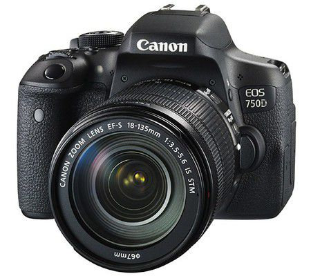 -APPAREIL PHOTO CANON EOS750D (APNCANON)