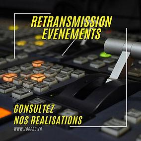 RETRANSMISSION EVENTS NOS REALISATIONS_j