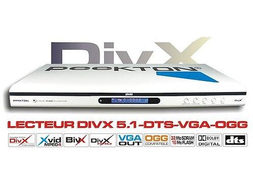 LECTEUR DVD PK6006 DVDPEEK