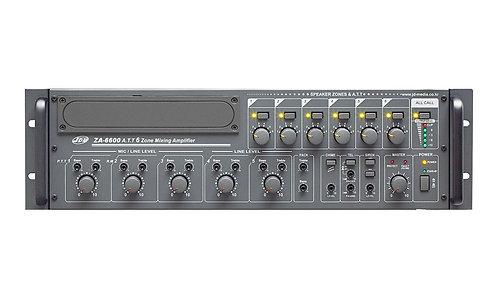 -AMPLI LIGNE 100V 600W A ZONES JDM ZA6600 (AMP100V600W)